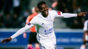 Ghanaian prodigy Kamal Sowah on target as OH Leuven beat Westerlo