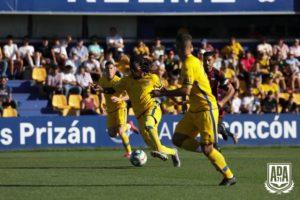 Ghanaian midfielder Richard Boateng on target as Alcorcón beat Sporting de Gijón
