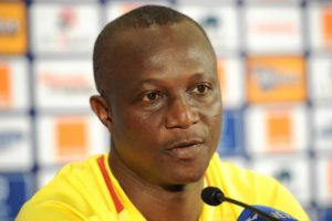Coach Kwesi Appiah in Netherlands to watch Ghanaians players: set to leave for Spain