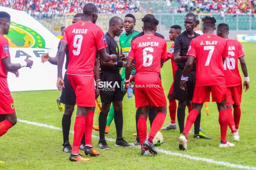 Asante Kotoko set to part ways with Muntari Tagoe & Abass Mohammed