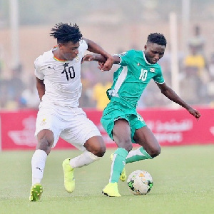 Ghanaian youngster Kudus Mohammed delighted with Black Stars maiden call-up
