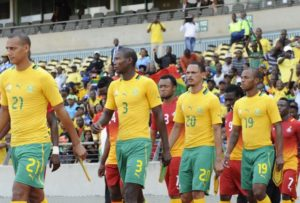 FEATURE - Ghana vs South Africa: More than a football game