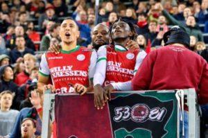 Ghanaian youngster Gideon Mensah lauds Zulte Waregem win over Cercle Brugge