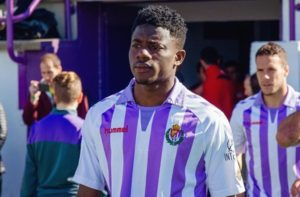 Ghanaian defender Mohammed Salisu dreams big; says he wants to become the best in the world