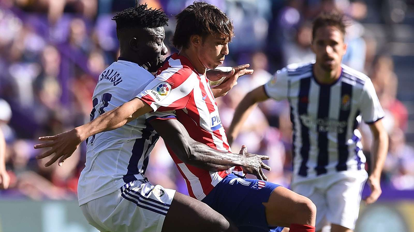 Ghanaian youngster Mohammed Salisu opens up on his good start at Real Valladolid