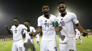 VIDEO: Shafiu Mumuni nets sensational hat-trick as Ghana advance to 2019 WAFU Cup final