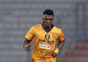 Ghana international Rashid Sumaila features in Al Qadsiya draw against Al Sahel