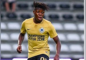 Ghana's Terry Osei-Berkoe ruled out for 6 months after suffering cruciate ligament injury