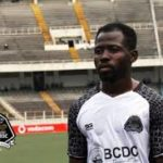 2021 Afcon qualifiers: TP Mazembe star Torric Jebrin earns first Black Stars call-up