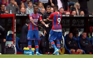 Crystal Palace striker Jordan Ayew believes Zaha will hit top form soon
