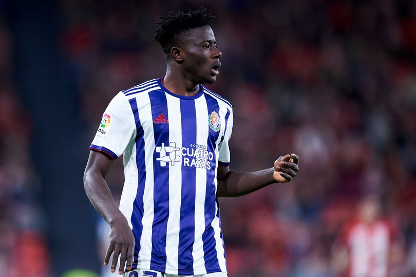 FEATURE: Real Valladolid's rising Ghanaian star Mohammed Salisu