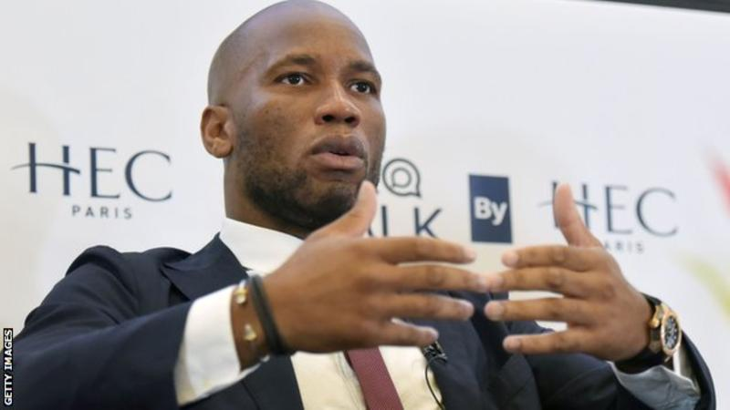 Didier Drogba gets backing for top Ivorian FA job