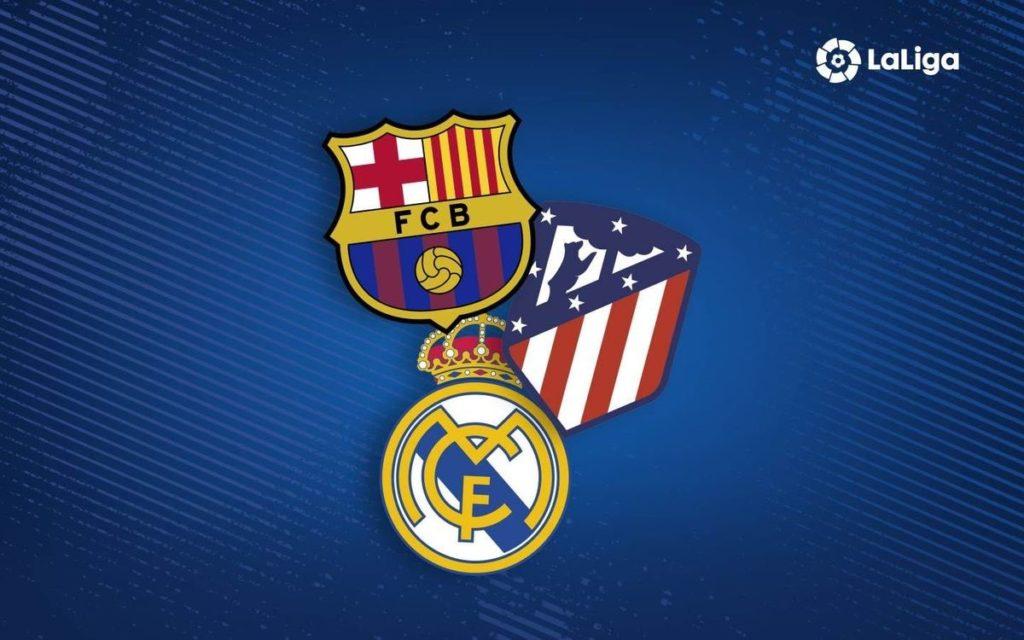 La Liga battle at the top continues