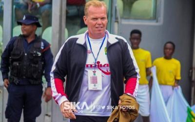 Asante Kotoko coach Kjetil Zachariassen set arrive in Ghana today
