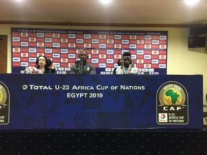 U23 AFCON: Ghana coach Tanko turns to mathematics after Egypt loss