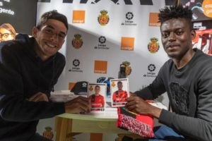 Iddrisu Baba urges Mallorca to win their next game yes or yes