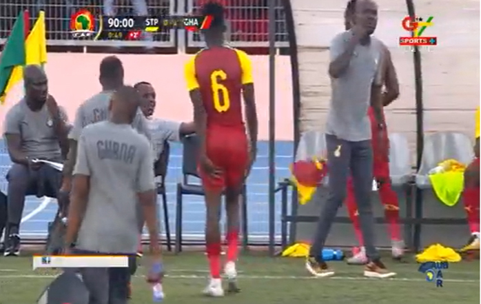 EXCLUSIVE: Iddirisu Baba to miss Real Marlloca's clash with Levante after picking up thigh injury in Ghana's AFCON win over Sao Tome