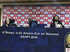 CAF U-23 Africa Cup of Nations: It was a fair results, says Ibrahim Tanko