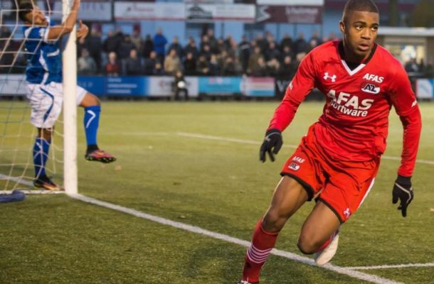 Sensational Myron Boadu grabs a brace with an assist as AZ Akmaar pimps Astana