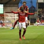 FEATURE: Ghana's Adomah looks to strike again for Forest in East Midlands derby