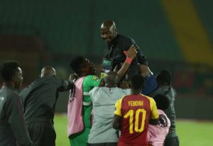 U-23 AFCON: Video: Mali 0-2 Ghana