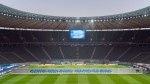 Hertha Berlin and RB Leipzig break down wall in remembrance of German reunification