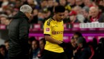 Lucien Favre Substituted Jadon Sancho After 36 Minutes Against Bayern Because He Was 'Not Good'