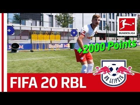 Werner, Gulacsi & Co. - EA SPORTS FIFA20 BUNDESLIGA CHALLENGE - RB Leipzig