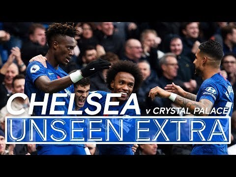 Tammy Abraham & Christian Pulisic on Fire Once More! 🔥 | Chelsea 2-0 Crystal Palace | Unseen Extra