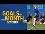 GOALS OF THE MONTH | October's training sessions