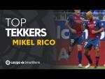 LaLiga SmartBank Tekkers: Doblete de Mikel Rico frente al Real Oviedo