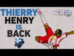 Thierry Henry's Best MLS Moments: Flipbook Style
