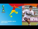 Muñoz  v Japan [GOAL OF THE TOURNAMENT] - FIFA U17 World Cup 2019 ™