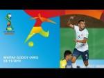 Godoy v Tajikistan [GOAL OF THE TOURNAMENT] - FIFA U17 World Cup 2019 ™
