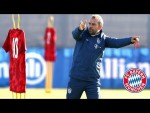 LIVE 🔴 Training des FC Bayern an der Säbener Straße