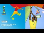 [GOLDEN BALL] Gabriel Veron - FIFA U17 World Cup 2019 ™
