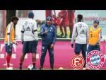 LIVE 🔴 FC Bayern Pressetalk mit Hansi Flick vor dem Spiel gegen Fortuna Düsseldorf