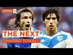 "Sandro Tonali: Andrea Pirlo Born Again? | ""The Next"""