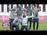 Intense 5 vs. 5 Match | FC Bayern Training