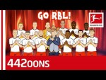 GO RBL! - RB Leipzig Song - Powered By 442oons