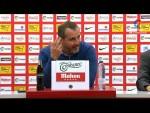 Rueda de prensa de  Sesé Rivero tras el Real Sporting vs CD Tenerife (0-2)