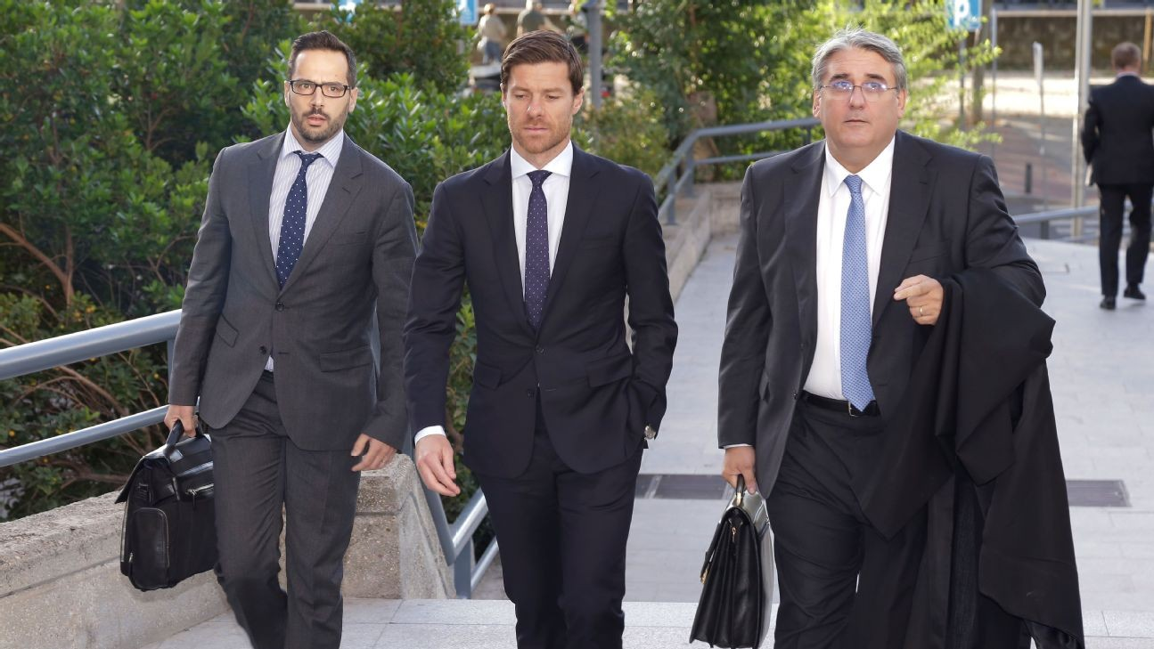 Image result for images of Former Liverpool, Real Madrid Midfielder Xabi Alonso Acquitted Of Tax Scandal In Spain