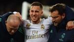 Real Madrid Await Test Results on Eden Hazard Ankle Injury as December Clásico Looms