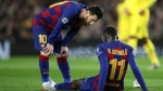 Sources: Barcelona's Ousmane Dembele set to miss El Clasico with injury