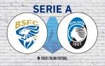 Brescia v Atalanta: Official Line-Ups