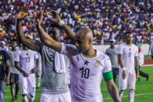2021 Afcon qualifier: Black Stars leave Ghana ahead of São Tomé clash