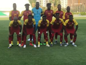 GFA releases program line up for Black Stars - Bafana Bafana 2021 AFCON qualifier