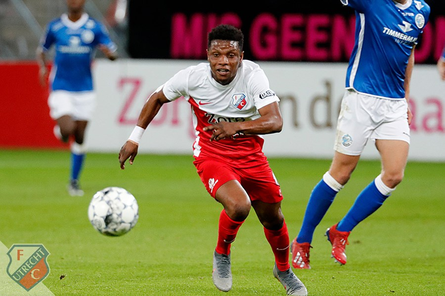 FC Utrecht release Ghanaian youngster Issah Abass for U-23 AFCON