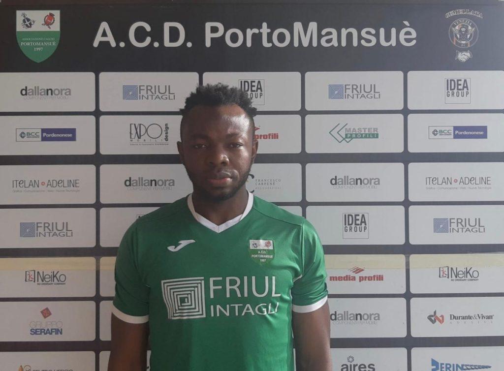 ACD Portomansuè sign Ghanaian midfielder Alimeyawu Salifu