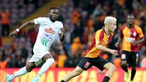 Ghana international Joseph Attamah disappointed with Rizespor's defeat to Galatasaray